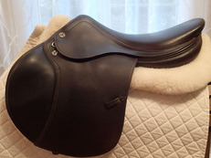 "18"" Prestige Carisma Derby Saddle"