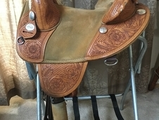"13. 5"" Bob Marshall Sport saddle"