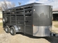 2018 Horse Trailer /Stock Trailer !! Reduced!! for sale