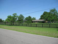 TWO BRICK HOMES on 11. 2 Acs. with 4, 100 Sq. Ft. BARN - Alvin (H...