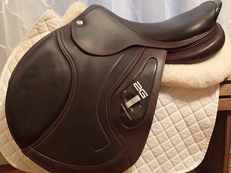 "BRAND NEW 18"" CWD 2G Full Buffalo Saddle 2012 5C"