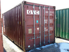 STEEL STORAGE CONTAINER FOR RENT OR SALE! ! !