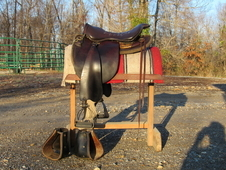 Vintage Reliable Tucker Western Rigged Montreal Royal Trooper/Fie...
