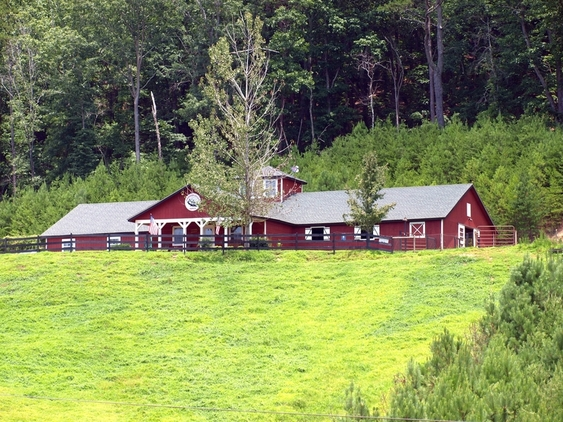 Mountain Ranch with Barndominium on 38 Mountain Acres!