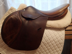 "18"" Butet Saddle 2002 P 3.5"