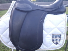 Platinum Marcel Toulouse Monoflap Dressage Saddle