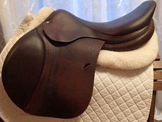 "18.5"" Antares Confort Saddle 2014 3AB"