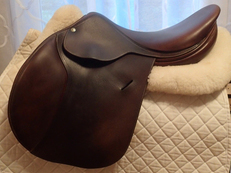 "17"" Butet Saddle 2007 L 2"