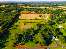 20 Acre Horse Farm in Bucks County