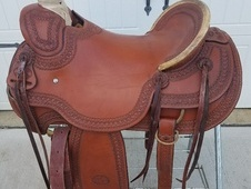 "16"" Original Billy Cook Wade Tree Ranch Saddle"