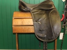 County Competitor Saddle