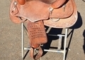 REDUCED PRICE!! FOR SALE - Todd Bergen Reiner Trophy Saddle