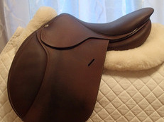 "16"" Butet Saddle 2014"
