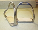 English Fillis style Stirrup Irons and Flexible / Jointed stirrup irons for sale