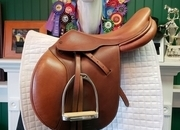 Crosby Centennial Jumping Saddle 17