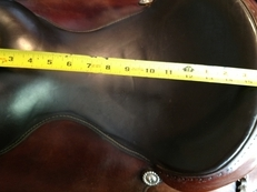 "16"" Circle Y pleasure saddle"