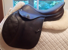 "Lovely 17"" CWD Saddle 2001 2L"