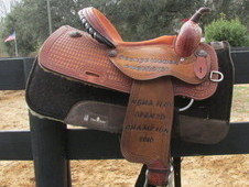 Master Barrel Saddle