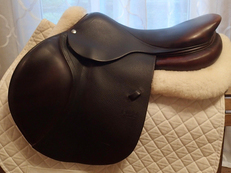 "17.5"" CWD Saddle 2013 3C SE03"