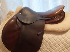 "17"" CWD Saddle 2013 2L"