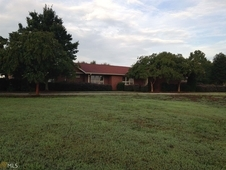 Large Brick Home on Over 8 Acres
