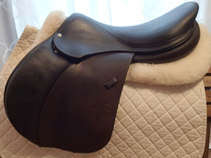 "18"" Voltaire Palm Beach Saddle 2011 2A"