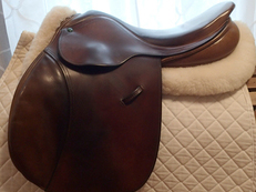 "17"" County Stabilizer Saddle 2008"