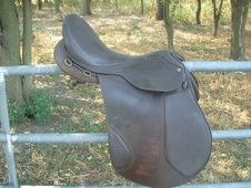 "Thornhill ProTrainer 18"" Jumping saddle"