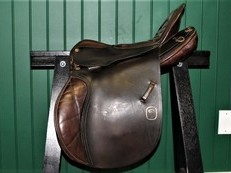 John Goodwin Endurance Saddle 18. 5
