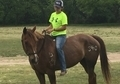 VIDEO! Kid BROKE all around Huntsville Prison horse