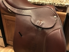 "16"" Collegiate Convertible Saddle"