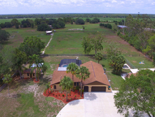 Custom Pool Home- Prairie Creek Estates- Equine Community