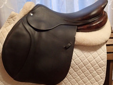 "18.5"" CWD Saddle 2012 4L"