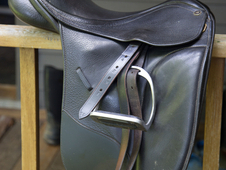 Bates Isabella Dressage Saddle