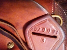 Sharon saare saddle