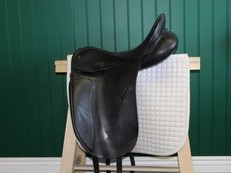 JRD Accord Dressage Saddle 17. 5
