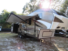 Keystone Cougar Spacious Travel Trailer