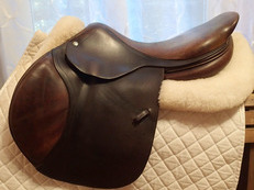 "17.5"" CWD Saddle 2005 2C"