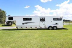 America's Choice for All-Aluminum Horse Trailers!
