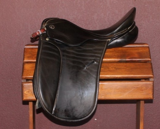 Kieffer Grand Prix International Dressage Saddle 16.5