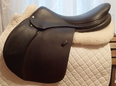 "18.5"" Voltaire Palm Beach Saddle 2012 3AR"
