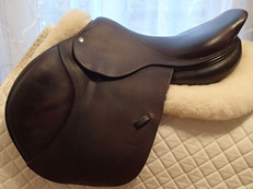 "17"" CWD Saddle 2009 2C"