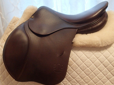 "17"" PJ Bruno Delgrange Partition Saddle 2009"