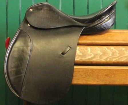 Thoroughbred Dressage Saddle 17