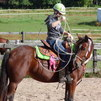Garnet 4 year old big hearted horse for sale!