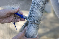 Braiding with Wool