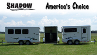 Shadow Horse Trailers Coughlin Shadow