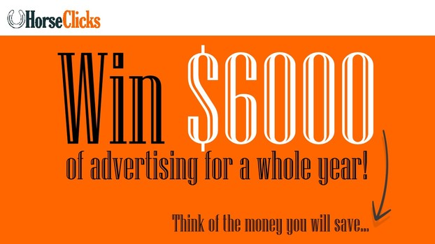 Win $6000 of advertising for a WHOLE YEAR!