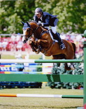 Wilsonville equestrian Rich Fellers makes first cut for Olympic show jumping team