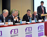 Key Veterinary Issues Covered at 2012 FEI Sports Forum